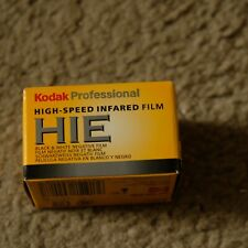Kodak HIE High-Speed Infrared Film Exp. 11/2003 - Sealed In Box