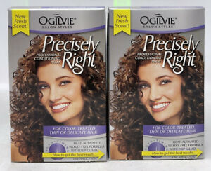 [2 PACK LOT] Ogilvie Precisely Right Perm: for Color-Treated Thin/Delicate Hair