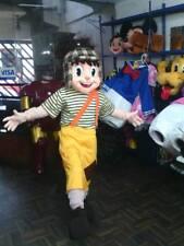 El Chavo del Ocho 8 Mascot Costume Chavo, Chilindrina, Kiko