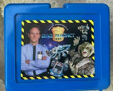 SPACE PRECINCT Lunchbox With Flask Gerry Anderson Vintage 1995