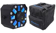 Chauvet DJ Swarm 5 FX SWARM5FX Laser+Strobe+Rotating Derby Effect Light+Bag