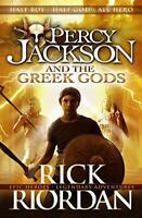Percy Jackson and the Greek Gods (Percy Jackson/Olympians) by Riordan, Rick, NEW