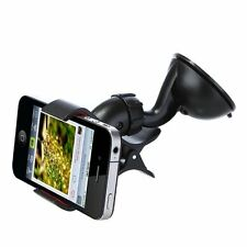 360° Rotation Car Windshield Mount Clip Holder For Cell Phone iPhone Sucker New