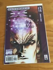 ULTIMATE X-MEN #12. 1 OF ONLY 499 COPIES.  SIGNED BY MARK MILLAR.  DF COA.