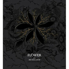 XIA JUN SU [ TVXQ ] 3RD ALBUM [ FLOWER ] CD+PHOTO CARD+BOOKELET NEW SEALED