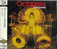 COZY POWELL OCTOPUSS JAPAN 2016 RMST SHM CD RAINBOW WHITESNAKE BRAND NEW/SEALED!