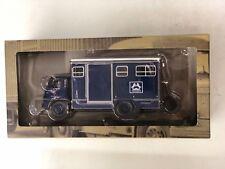 Berliet Gla / Glb - Transport Horses Trucks Vintage 1/43 n15 Altaya