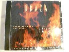 "Merengue ""Donde May Humo, Hay Braza"" BRAZA - NEW CD - 1995 - RARE!"