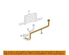 GM OEM Transmission Oil Cooler-Inlet pipe 15809057