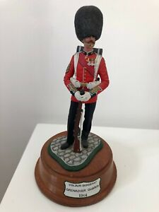 Pewter Military Figures Authentic Uniform and Hand Painted
