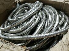 Bionic Steel 100 Foot Garden Hose 304 Stainless Steel Metal Water Hose