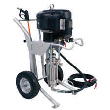 Graco Hydra Clean Air Operated 301 Cart Mount Pressure Washer 247553