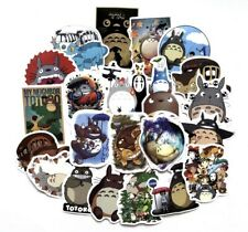 Totoro Anime 50 Stickers Decal Lot 1-3� Luggage Laptop Us Seller