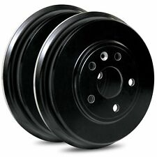 For 1967-1980 MG MGB R1 Concepts Brake Drums Rear (Pair)