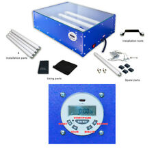 Usa 110v 18 X 12in Uv Exposure Unit Screen Printing Plate Making Silk Screening
