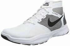 Mens NIKE Free Train Instinct Running Training Shoe KEVIN HART ~ WHITE 13