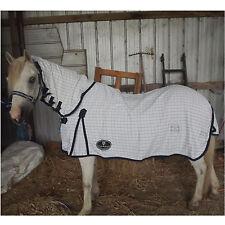 Unicorn 4'3 MINIATURE /Small Pony Mini Cotton Ripstop Combo Horse Rug