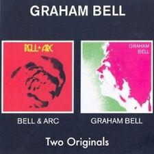 """Graham Bell: """"S/T + BELL & Arc"""" (2 on 1 CD)"""