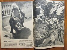 Dec, 14-1969 Washington Post TV Weekly(DONNA DOUGLAS/ROBIN ASKWITH/ROBERTA TOVEY