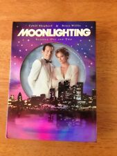 Moonlighting: Season 1 & 2 (6 DVD) Cybill Shepherd, Bruce Willis