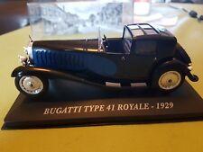 bugatti royale type 41 NOREV presse 1929