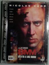 8MM DELITTO A LUCI ROSSE - Schumacher DVD Super Jewel Box Cage Phoenix