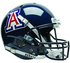 ARIZONA WILDCATS SCHUTT XP FULL SIZE REPLICA FOOTBALL HELMET