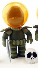 IWG Astro Krieg Mini Figure Hannibal Gorilla Orange