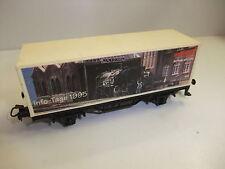 K2/12 Modelleisenbahn Spur H0 Güterwaggon Containerwagen Info-Tage 1995 Märklin
