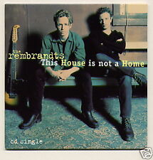 """REMBRANDTS """"House is Not a Home"""" '95 U.S. CD single, NM"""