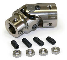 Steering Universal Joint,  U-Joint,  1 inch DD X 3/4 DD