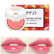 Leezi for Rose Oil Repair Sleep Lip Mask Cream Moisturizing Anti-dry Lip TSLM1 k