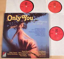 ONLY YOU - Eine Liebeserklärung in Musik  (DELTA / 3-LP-BOX / m-)