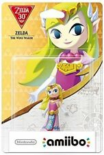 10 X Nintendo Legend of Zelda Amiibo The Wind Waker Princess 045496380397