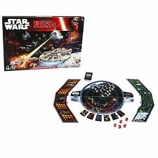 STAR WARS RISK - THE REIMAGINED GALACTIC RISK BOARD GAME / HASBRO