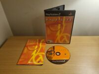 PLAYSTATION 2 - PS2 - HALF LIFE - COMPLETE WITH MANUAL - FREE P&P
