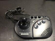 Sega Genesis Arcade Stick Asciiware Power Clutch SG 5700 Used Tested Works