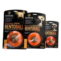 STARMARK Design—New Everlasting Bento Ball Fun Way To Keep Your Dog Teeth Clean