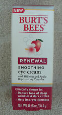 Burt's Bees' RENRWAL Soothing Eye Cream With Hibiscus & Apple Complex - 0.58 oz