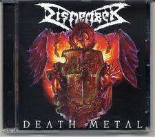 "Dismember ""Death Metal"" 1997, CD"