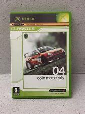 Game Xbox Colin Mcrae Rally 04 Classics Microsoft with Record