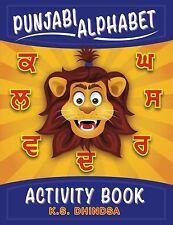 Punjabi Alphabet Activity Book NEW BOOK