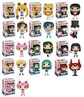 FUNKO POP Animation Series: Sailor Moon VINYL POP FIGURES CHOOSE YOURS!