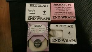 End Wraps aprox. 4000 pc. Hair Styling Product Permanent