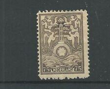 Nederland BK3  Brandkast  MH/ongebr  CV 25 €  dun