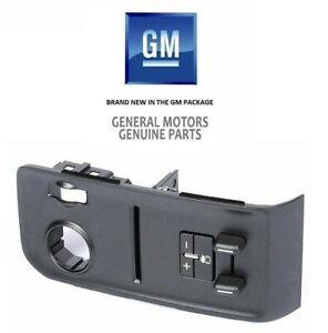 2015-2018 Chevrolet Silverado GMC Sierra Trailer Brake Controller Switch New OEM