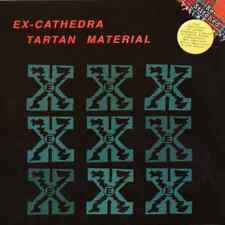EX-CATHEDRA - TARTAN MATERIAL LP (reissue red vinyl with bonus track) PUM125