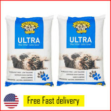 Dr. Elsey's Precious Cat Ultra Unscented Clumping Clay Cat Litter, 40lb - 2 Bags
