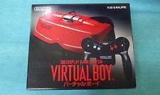 "Nintendo  "" Virtual Boy ""   Bland New"