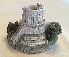 """Fraser Creations Cottages """"Windsor Tower - Round Tower"""" #150 , w/o Coa"""